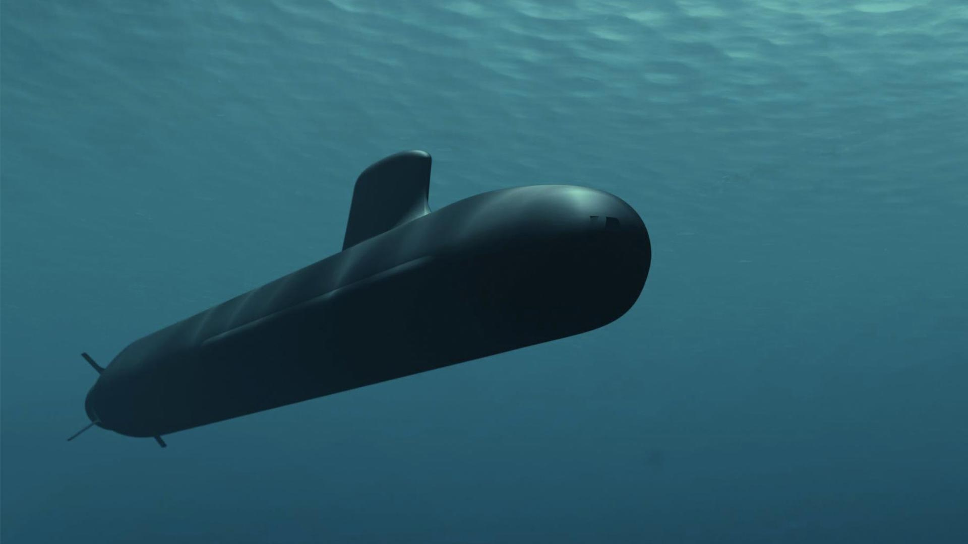 DCNS Shortfin Barracuda Attack Class Submarine