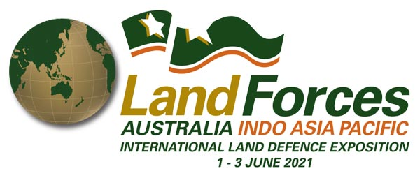 Land Forces 2021 logo