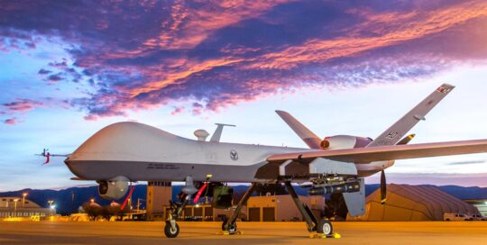 MQ-9B Sky Guardian unmanned aerial system