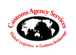 Customs Agency Services Logo