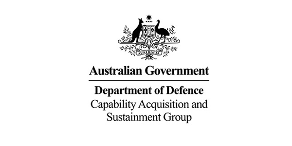 Australian Government - Capability Aquisition and Sustainment Group logo