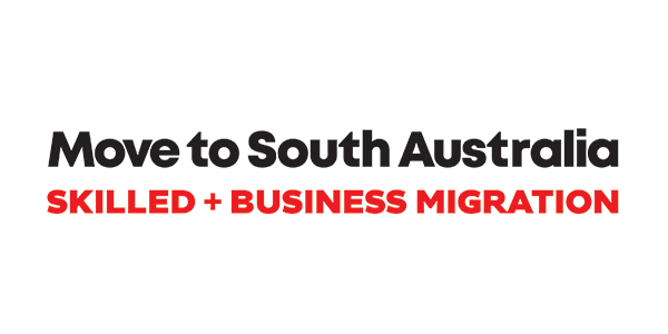 Move to South Australia logo