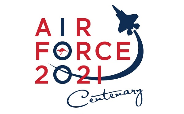 Air Force Centenary Logo